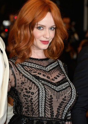 Christina Hendricks: Cannes 2014 -03