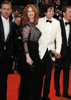Christina Hendricks: Cannes 2014 -06