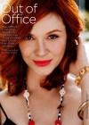 Christina Hendricks - Lucky US Magazine -04