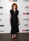 Christina Hendricks - Mad Men Season 6 premiere -22