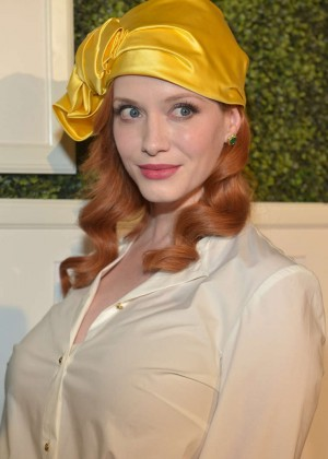 Christina Hendricks - TACORI'S Annual Club TACORI 2014 Event in West Hollywood