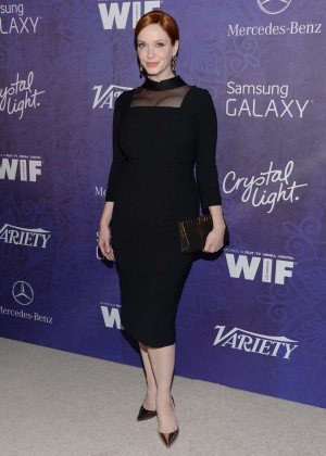 Christina Hendricks - 2014 Variety and Women in Film Emmy Nominee Celebration in West Hollywood