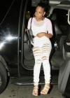 Christina Milian at Chris Browns birthday party-03