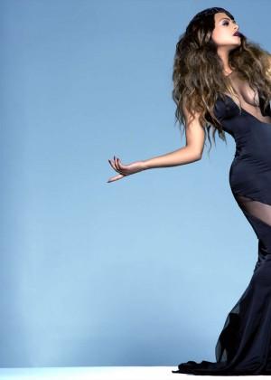 Christina Milian by Mike Ho Photoshoot 2014