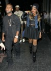 Christina Milian - Candids at Katsuya Restaurant in Hollywood-09