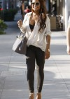Christina Milian - Black Bra Candids in Beverly Hills-03