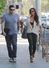 Christina Milian - Black Bra Candids in Beverly Hills-06