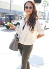 Christina Milian - Black Bra Candids in Beverly Hills-11