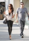 Christina Milian - Black Bra Candids in Beverly Hills-14