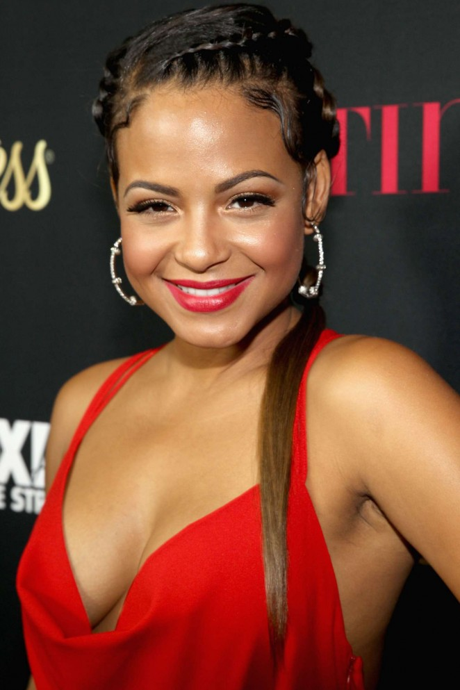 "Christina Milian - Latina Magazine's ""Hollywood Hot List"" Party in West Hollywood"