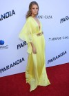 Christine Marzano at the premiere of Paranoia at The DGA Theatre in West Hollywood -03