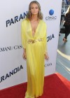 Christine Marzano at the premiere of Paranoia at The DGA Theatre in West Hollywood -10