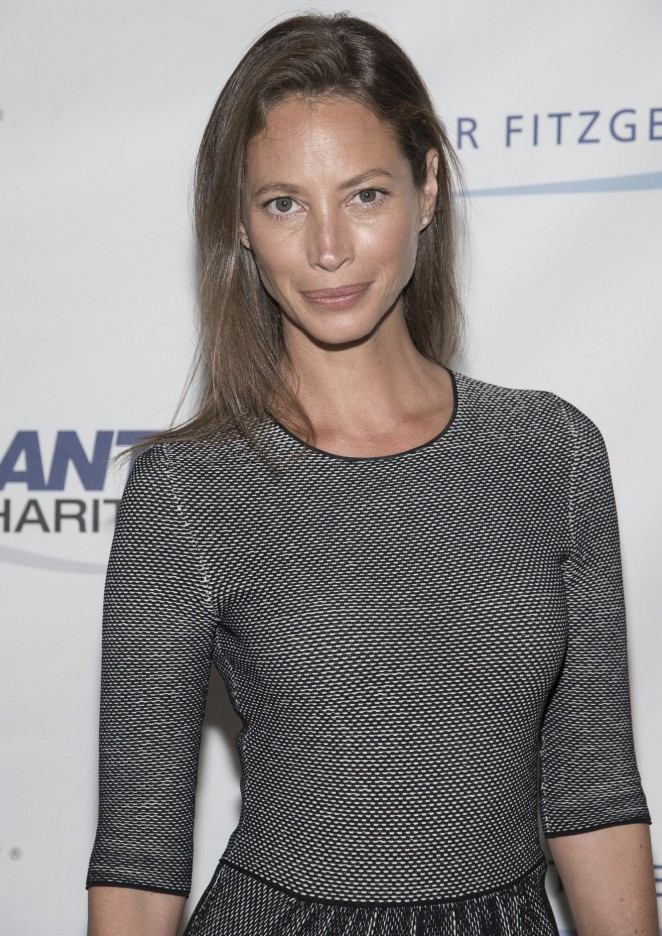 Christy Turlington - 2014 Charity Day Hosted By Cantor Fitzgerald And BGC in NYC