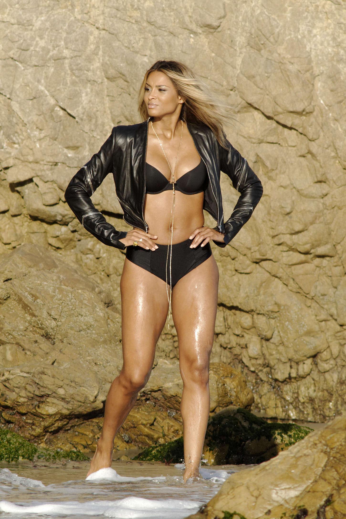 Ciara Hot Bikini Photos 08 Gotceleb