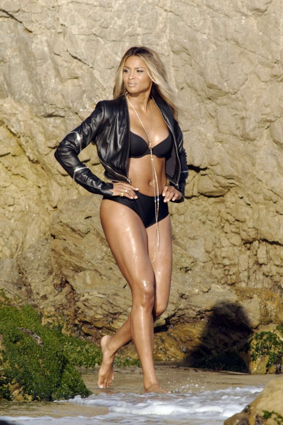 Ciara – Hot Bikini Photos -09