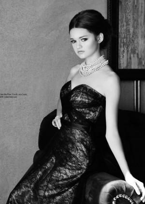 Ciara Bravo - Regard Magazine (October 2014)
