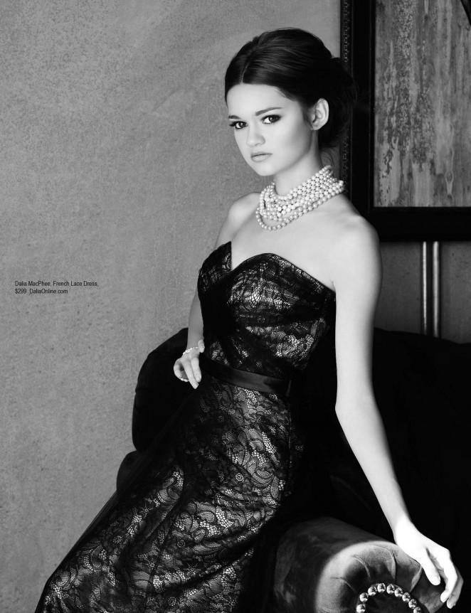 Ciara Bravo for Regard Magazine – October 2014