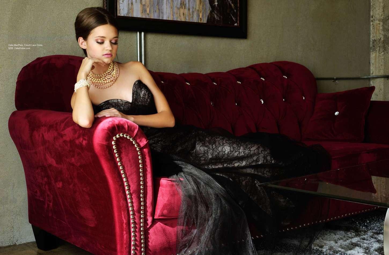 Back to FULL gallery Ciara Bravo for Regard Magazine – October 2014
