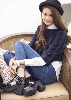 Ciara Bravo - Red Band Society Photoshoot