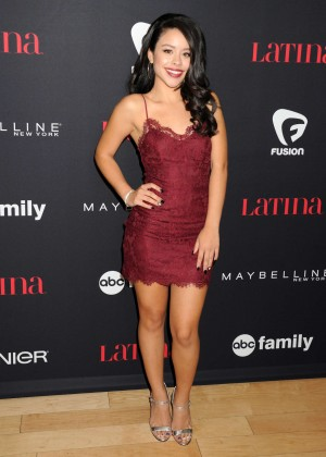 Cierra Ramirez - Latina Magazine's '30 Under 30' Party in West Hollywood