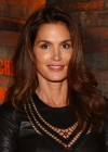 Cindy Crawford In a Leather dress-04
