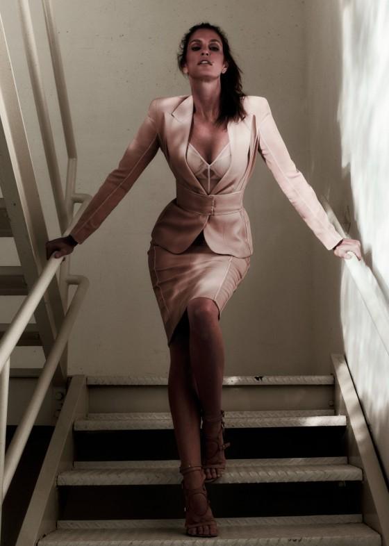 Cindy Crawford - Muse Magazine 2013