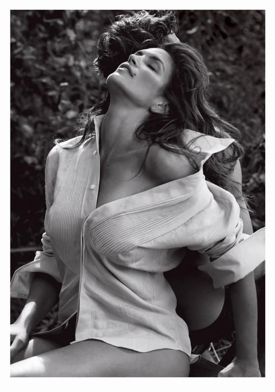 Cindy Crawford: V Magazine -01