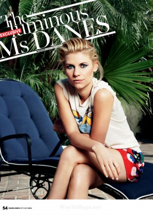 Claire Danes - Marie Claire South Africa Magazine (September 2014)