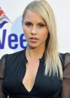 Claire Holt Showing her cleavage at 2012 Official Launch of BritWeek in Los Angeles