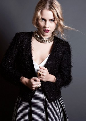Claire Holt: Bello Magazine -12