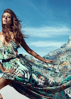 Clara Alonso: Guess by Marciano 2014 -01