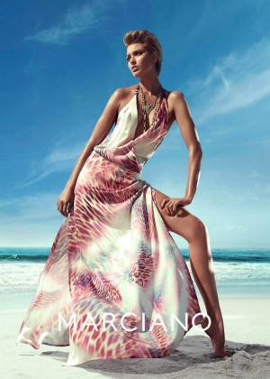 Clara Alonso: Guess by Marciano 2014 -03