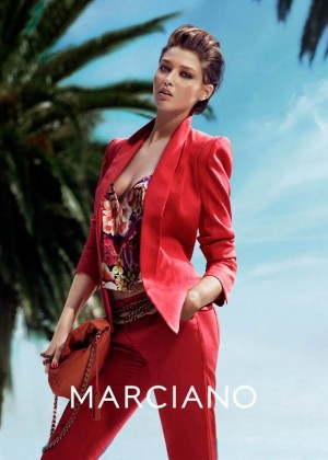 Clara Alonso: Guess by Marciano 2014 -05