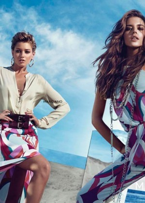 Clara Alonso: Guess by Marciano 2014 -06