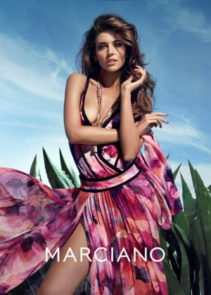 Clara Alonso: Guess by Marciano 2014 -07