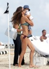 Claudia Galanti - Bikini in Miami -09