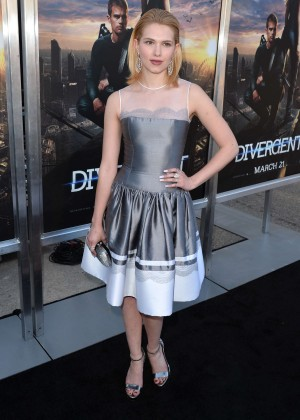 Claudia Lee: Divergent Premiere -07