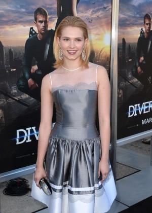 Claudia Lee: Divergent Premiere -12