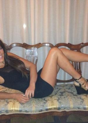 Claudia Romani - Appears on Sportlive for LaQtv in L'Aquila