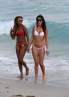 Claudia Romani Hot In Bikini in Miami Beach-19