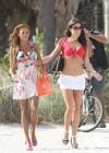 Claudia Romani Hot In Bikini in Miami Beach-20