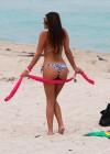 Claudia Romani bikini in Miami Beach -08