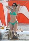 Claudia Romani Bikini Photos 2013 in Miami -26