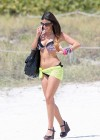 Claudia Romani takes a walk on Miami Beach -02