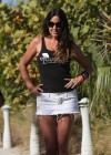 Claudia Romani - Photoshoot in Miami -22