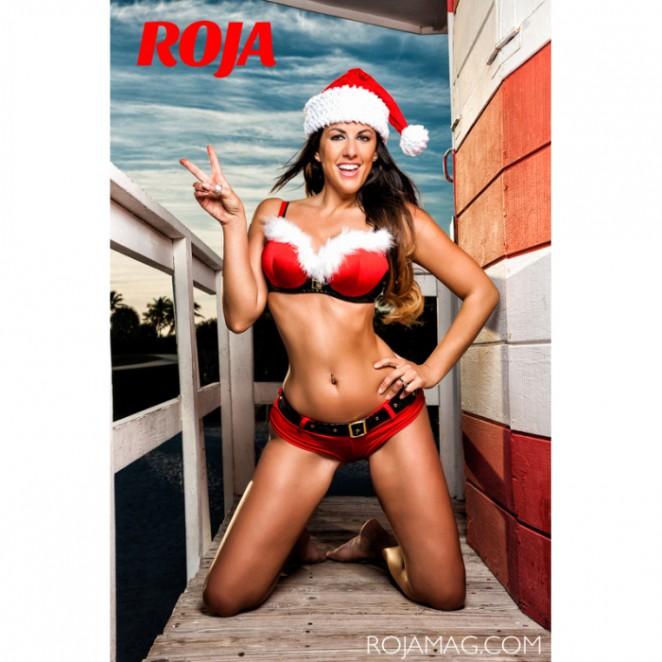 Claudia Romani – Roja Magazine 2014