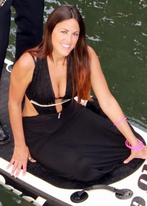 Claudia Romani Bikini Photos: Valentines PhotoShoot -07