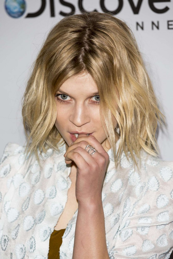 Back to post Clemence Poesy – Broadcasting Press Guild Awards at ...