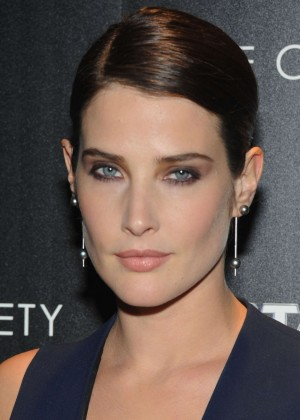 Cobie Smulders: Captain America: The Winter Soldier Premiere -04