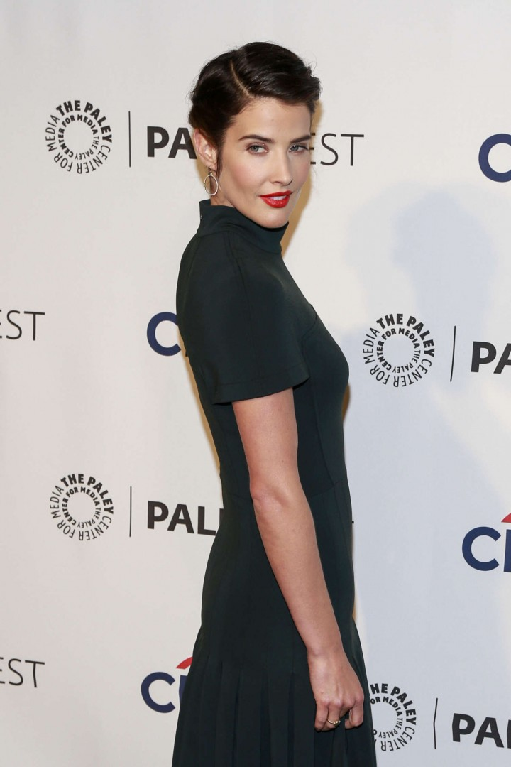 """Cobie Smulders – """"How I Met Your Mother"""" Farewell In Hollywood"""